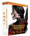 COFFRET HUNGER GAMES L'INTEGRALE