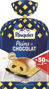 PAINS AU CHOCOLAT PASQUIER