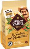 CAFE EN GRAINS DU BRESIL JACQUES VABRE