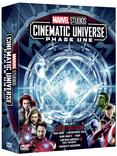 COFFRET INTEGRALE STUDIO MARVEL PHASE 1