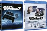 COLLECTION DVD ET BLU RAY FAST & FURIOUS