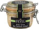 FOIE GRAS DE CANARD ENTIER FEYEL