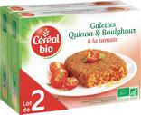 GALETTES CEREAL BIO