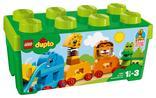 MON PREMIER TRAIN DES ANIMAUX N°10863. LEGO DUPLO