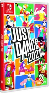 JEU SWITCH JUST DANCE 2021
