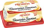 BEURRIER SAVEUR PRESIDENT