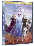DVD REINE DES NEIGES