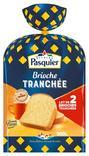 BRIOCHE TRANCHEE PASQUIER