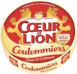 COULOMMIERS PASTEURISE COEUR DE LION
