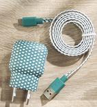 CHARGEUR SECTEUR + CABLE USB-C U
