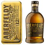 SINGLE MALT SCOTCH WHISKY ABERFELDY 12 ANS 40°