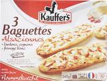 BAGUETTES ALSACIENNES SURGELEES KAUFFER'S