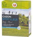 GAZON SPORT & JEUX U 3 KG