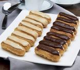 MINI ECLAIRS CHOCOLAT - CAFE X16