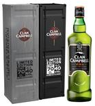 BLENDED SCOTCH WHISKY CLAN CAMPBELL 40°
