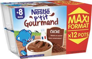 P'TIT GOURMAND DES 6 MOIS NESTLE