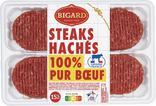 STEAK HACHÉ 15% MG BIGARD