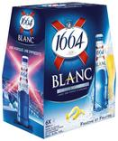 BIERE BLANCHE 1664 5°