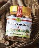 MORILLES SECHEES 1ER CHOIX SANS PIEDS ROGER DUTRUY