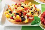 TARTE AUX FRUITS ASSORTIS