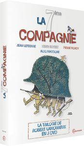 COFFRET DVD LA 7EME COMPAGNIE - 3 DVD