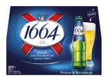 BIERE BLONDE 1664 5,5°
