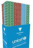 PAPIER CADEAU UNICEF