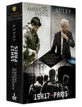 COFFRET CLINT EASTWOOD - 15h17 PARIS / SULLY / AMERICAN SNIPER
