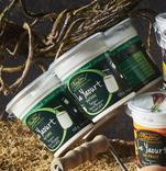 LE YAOURT NATURE ARTISANAL FROMAGERIE MAURON