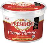 CREME FRAICHE EPAISSE 30% MG PRESIDENT