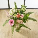 BOUQUET COMPOSE MAHALIA