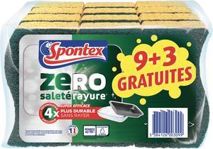GRATTE EPONGE SPONTEX