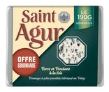 FROMAGE PASTEURISE A PATE PERSILLEE SAINT AGUR