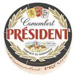 CAMEMBERT PASTEURISE PRESIDENT