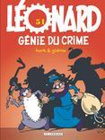BD LÉONARD TOME 51 - GÉNIE DU CRIME