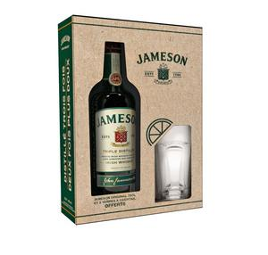 IRISH WHISKEY JAMESON 40°