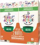 CAFE MOULU BIO LE TORREF'ACTEUR