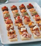 CANAPES TRAITEUR
