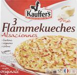FLAMMEKUECHES ALSACIENNES SURGELEES KAUFFER'S
