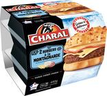 BURGER MONTAGNARD OU DOUBLE BACON OU VERY BEST CHARAL