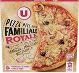 PIZZA PATE FINE FAMILIALE SURGELEE U