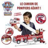 CAMION DE POMPIERS ULTIMATE RESCUE PAW PATROL