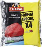 PAVE CHARAL OU FACON TOURNEDOS CHARAL OU FAUX FILET CHARAL