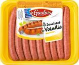 SAUCISSE DE VOLAILLE LE GAULOIS