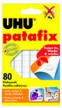 80 PASTILLES DE FIXATION UHU PATAFIX BLANCHE