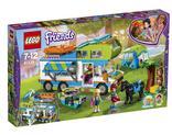 LE CAMPING-CAR DE MIA N°41339 LEGO