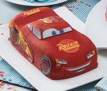 GÂTEAU ANNIVERSAIRE 3D CARS