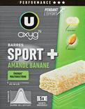 BARRES SPORT + U OXYGN