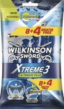 RASOIRS JETABLES XTREME 3 WILKINSON