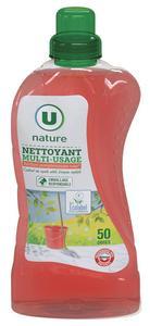 NETTOYANT MULTI-USAGE U NATURE